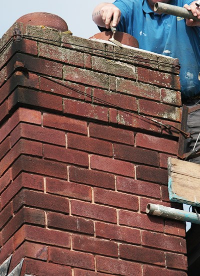 Fixing a chimney